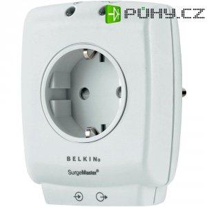 Mazizásuvka s přepěťovou ochranou Belkin Cube Tel F9H1100vevCW s RJ11