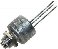 220R/N TP195 12E, potenciometr otočný cermetový