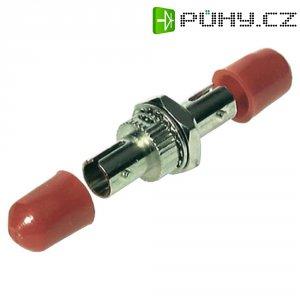 Propojka Multimode EFB Elektronik ST/ST, kovové pouzdro, 12 ks