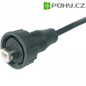 USB 2.0 vestavná zástrčka ASSMANN WSW A-KAB-USBB-MS-1M, IP67, Typ B, 1 m