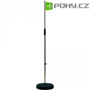 Stativ na mikrofon K&M 26000-300-01, stříbrná