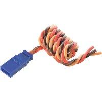 Kabel se zdířkou JR, Modelcraft, 0,35 mm², 300 mm
