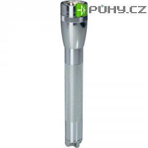 Kapesní svítilna Mag-Lite Mini 2 AA, M2A10H, 3 V, kryptonová, stříbrná