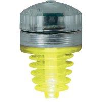 Párty špunt s LED osvětlením TiP Party Cork Inside, 3859, zelená/žlutá