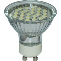 LED žárovka, 8632c21b, GU10, 1,2 W, 230 V, 56,5 mm