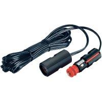 Kabel do autozásuvky ProCar, 67824100, 12/24 V, 8 A, 4 m
