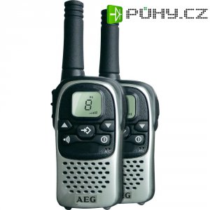 PMR radiostanice AEG Voxtel R110