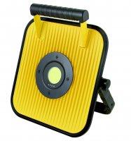 VELAMP dobíjecí pracovní LED svítilna IR50RST s Bluetooth reproduktorem
