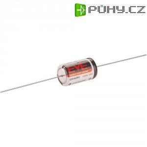 Lithiová baterie Eve, typ 1/2 AA, s pájecími kontakty