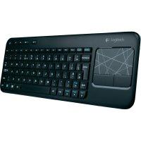 Bezdrátová klávednice s Touchpadem Logitech K400