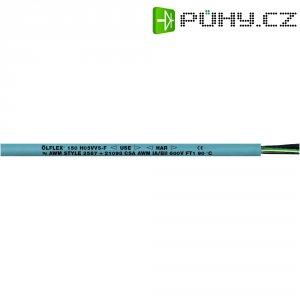 Datový kabel LappKabel Ölflex® 150 QUATTRO, 3 x 0,75 mm², šedá, 1 m