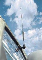 Upínací autoanténa do okna Wittenberg Antennen KFZ 1D 67118