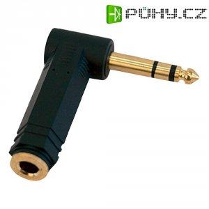 Konektor lomený JACK 6,3 mm stereo Zomo EA-1