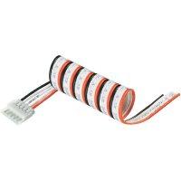 Připojovací kabel Modelcraft, pro 2 LiPol články, zástrčka EH