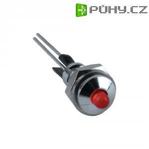 LED signálka Mentor 2665.8021, 2,25 V, červená
