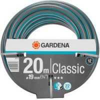 Hadice Gardena Classic, 18022-20, 20 m, Ø 19 mm, šedá/oranžová