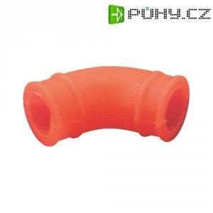 Silikonové koleno vzduchového filtru Reely, červená, 2 ks