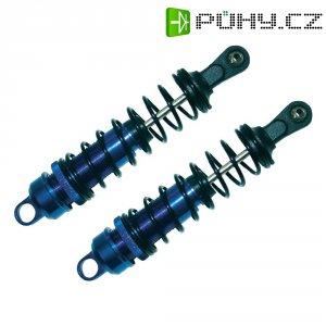 Olejový tlumič Reely Big Bore, 109 mm, modrá/černá, 1:8, 2 ks (34C098A02)