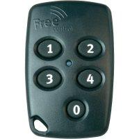 Bezdrátový dálkový ovladač Free Control, 811407025, 868 MHz, 30 m, 4kanálový