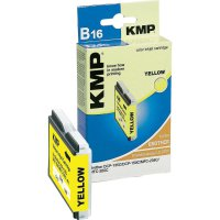 Toner inject KMP B16 = BROTHER LC-970Y
