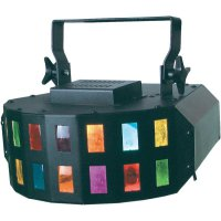 LED efektový reflektor Eurolite Derby D-10, 51806217, 300 W, multicolour