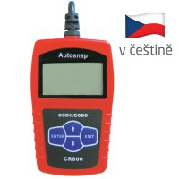 Autodiagnostika Autosnap CR800 CZ