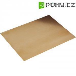 Fosforbronzová deska Modelcraft 200 x 150 x 0,3 mm