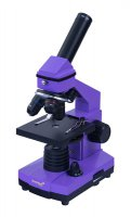 Mikroskop LEVENHUK RAINBOW 2L NG fialová
