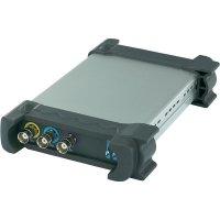 USB osciloskop Voltcraft DSO-1082, 2kanálový, 80 Mhz