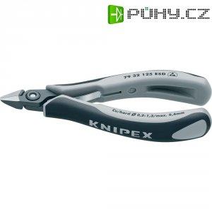 Stranové štípací kleště pro elektroniky Knipex ESD 79 32 125, 125 mm