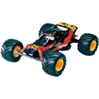 RC model EP Buggy Tamiya Mad Bull, 1:10, 2WD, stavebnice