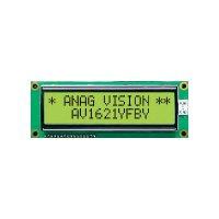 LCD displej Anag Vision, AV1611YFBY-WJ, 13,5 mm, Anag V
