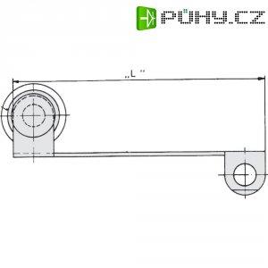 Přídavný ovladač Cherry Switches 71400262, páka s rolnou, 1 ks