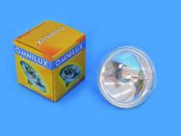 Halogenové efektová žárovka Omnilux 88061013, 6.4 V, 30 W, bílá, 1 ks