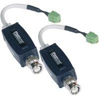 Vysílač a přijímač pro 2-žilové kabely ABUS