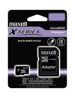 Paměťová karta micro SDHC 8GB MAXELL CL4