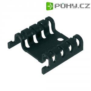 Speciální chladič Assmann WSW V7573B pro TO 220/SOT 32, 20 x 24 x 3,2 mm, 21 K/W