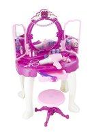 Stolek kosmetický dětský II. G21 růžový