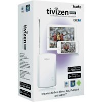Bezdrátový DVB-T tuner icube Tivizen nano pro iOS a Android, WLAN, bílá