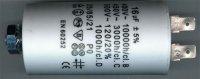 16uF/450V motorový rozběhový kondenzátor 35x70mm