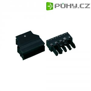 Síťová zásuvka Wago Winsta Mini, 400 V, 25 A, 770-105/L010-165