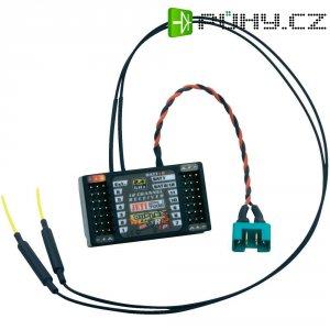 Přijímač Jeti R12 Duplex EPC, 2,4 GHz, 12 kanálů, JR