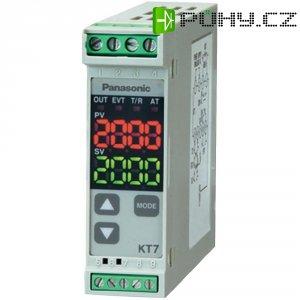 Termostat na DIN lištu Panasonic KT7, 24 V AC/DC, výstup 24 V/DC/20 mA