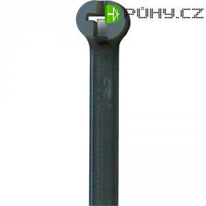 Stahovací pásky Ty-Rap ABB TYB23MX, standardní verze, uzávěr, 92 mm, 1000 ks