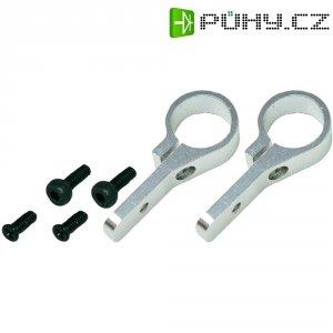 CNC držák ocasního serva GAUI X2 (212404)