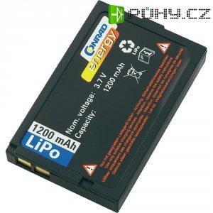 LiPol akumulátor do RC sady GT4 (207200), 1200 mAh