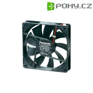 DC ventilátor Panasonic ASFN12B72, 120 x 120 x 38 mm, 24 V/DC