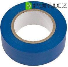 Izolační páska 0,13x19mmx10m modrá