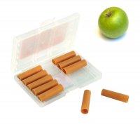 Elektronická cigareta - náplň Jablko (0,0mg Nikotin) DOPRODEJ