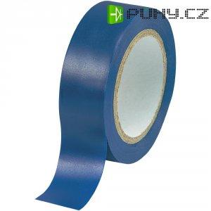 Izolační páska, 19 mm x 25 m, modrá
